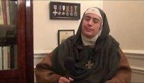 Syrie la vérité avec l'Interview de Mère Marie Agnès de Syrie