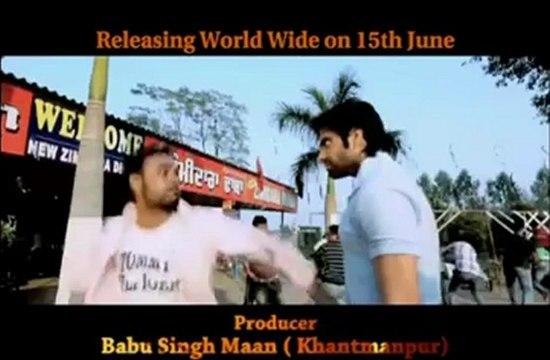 Babbu Maan - Desi Romeos [Dialogue Promo] - 2012 - Latest Punjabi Movie