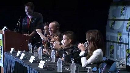 SDCC Panel #I - Festival SDCC Panel #I (English)