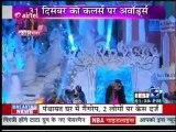 *Drashti Dhami* DD at the Golden Petal Awards IBN7 Segment 28/12/2012