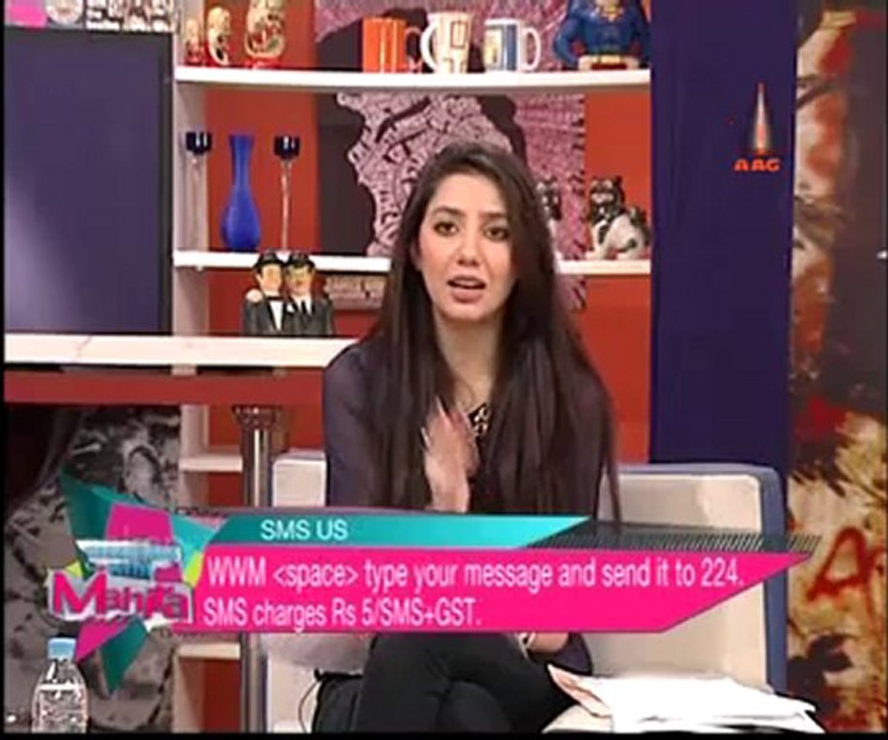 Weekend with Mahira (Episode 84) Part 6 of 7.mp4 - video Dailymotion