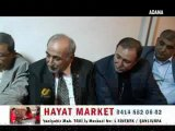 Adana Şanlıurfalılar derneği gecesi 2012
