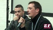 RdR2012 -  Forum Milieux festifs (3/5) Christophe Wasselin