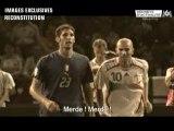 Revelation coup de tete de Zidane