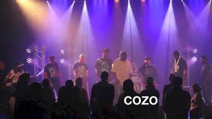 Cypha Skills ft. GALICK, ALVIN, STEPHEN KING, BONKAR, COZO, WILD, SANAÏ @ EOW Maubeuge 2012