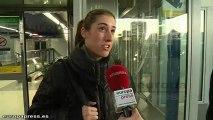 Los madrileños vuelven a sufrir los paros del Metro