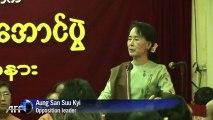 Myanmar celebrates 65 years of independence