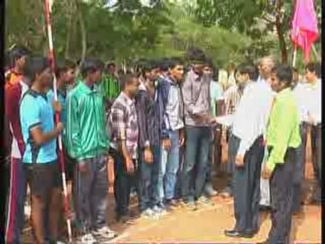 SPORTS IN NBKR – Nellore News