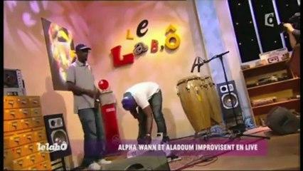 Alpha Wann (1995 - L'Entourage) / Aladoum Battle Actu. 00 @Le Lab Ô / France Ô