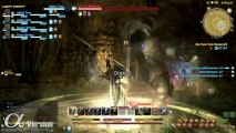 Final Fantasy XIV A Realm Reborn - Instance donjon gameplay