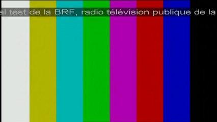 Signal test BFR germanophone sur la TNT Belge francophone