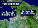 UK Weather Outlook - 12/29/2012