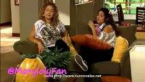 La Escenas Cap 3 De Maryloly Lopez En Corazon De Fuego