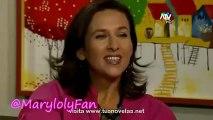 La Escenas Cap 126 De Maryloly Lopez En Corazon De Fuego