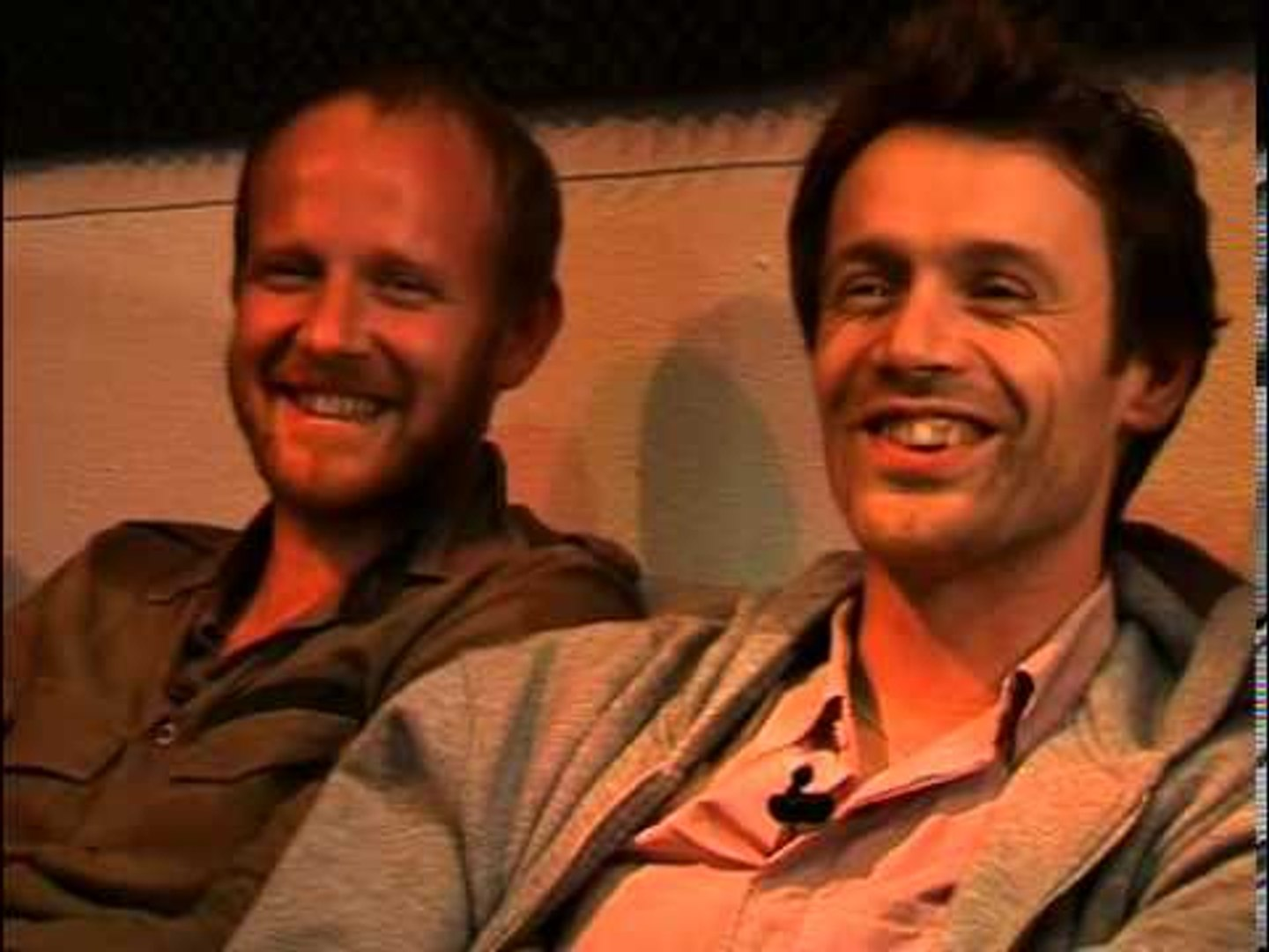 The Kevin Costners 2008 interview - Bouke en Stijn (deel 5)