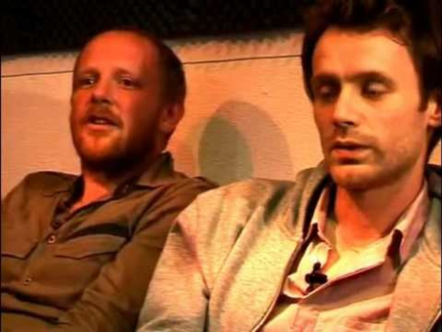 The Kevin Costners 2008 interview - Bouke en Stijn (deel 6)