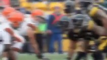 Roethlisberger, Steelers Light Up Browns