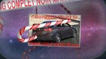 Mitsubishi Lancer Evo, Mitsubishi Lancer Evo, essai video Mitsubishi Lancer Evo, covering Mitsubishi Lancer Evo, Mitsubishi Lancer Evo peinture noir mat
