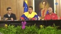 Maduro afirma que existen nuevas complicaciones en el estado de salud de Hugo Chávez