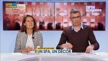 Spas de palaces - 30 décembre - BFM : Goûts de luxe Paris 3/4