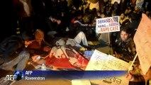 Viols en Inde: les étudiants protestent contre les autorités