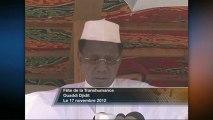 DISCOURS - IDRISS DEBY ITNO - Tchad