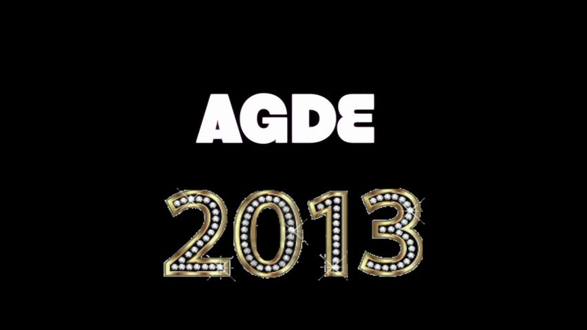 AGDE - 2013 - CENT AGATHOIS présentent leurs voeux pour l'année 2013