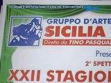 Il Gruppo D'Arte Sicilia Teatro In Scena Con 'Il Mio Caro Amico' - News D1 Television TV
