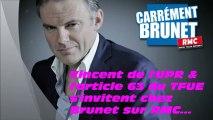 Vincent de l'UPR & l'article 63 du TFUE, s'invitent chez Brunet sur RMC