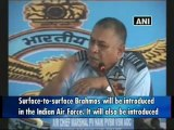 Air chief hopes US heeds India's worry over military aid to Pakistan.mp4