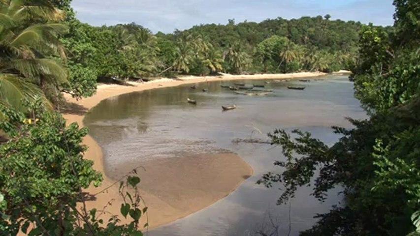 Daphné et les Iles Vanille... entre La Réunion et Madagascar