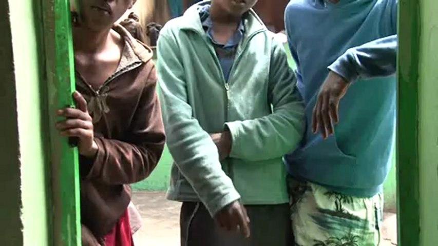 Meuline et l'insertion des mineurs en milieu carcéral à Madagascar