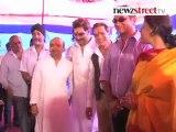 Saraswati Pooja at singer Kumar Sanu Studio.mp4