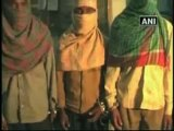 Three Maoists arrested in Chhattisgarh.mp4
