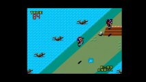 Classic Game Room - ENDURO RACER review for Sega Master System
