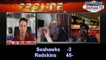 NFL Wild Card Week: Bengals vs. Texans, Seahawks vs. Redskins, Best Bets
