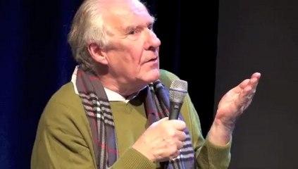Alain Badiou, rencontre avec Élie During et Jacques Henric