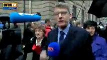 """Voeux : Montebourg et Peillon souhaitent au gouvernement """"rassemblement"""" et """"réussite"""""""