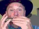 Harmonica -  Pop Goes the Weasel