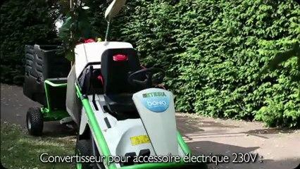 ETESIA Bahia M2E autoportée 100% électrique