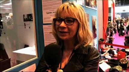 Labo de l'écriture de la Fondation Bouygues Telecom au Salon du Livre 2012 de Paris