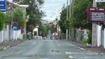 Cyclone Dumile: alerte rouge levée