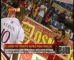 ERKEK VOLEYBOL   Özet: Ziraat Bankası 1 - 3 Galatasaray Yurtiçi Kargo