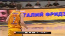 Assist of the Night: Zoran Planinic, BC Khimki Moscow Region