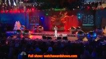 HD Megan Hilty performance People Choice Awards 2013