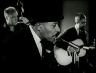 Memphis Slim and Sonny Boy Williamson blues legende live in Europe