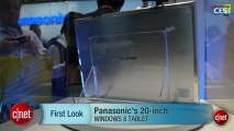 CES 2013 : debrief photo, tablettes, PC hybrides et INTEL
