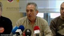 Sindicatos metro explican razones de huelga