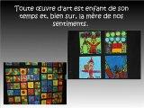 Exxposition arts visuels  9 décembre 2011