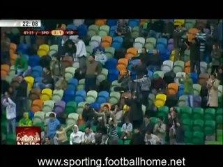 Sporting - 2 Videoton - 1 de 2012/2013 Liga Europa